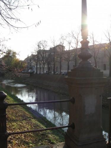 Padova - Ponte di ferro