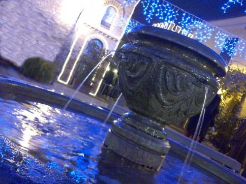 Ravenna - Riflessi natalizi