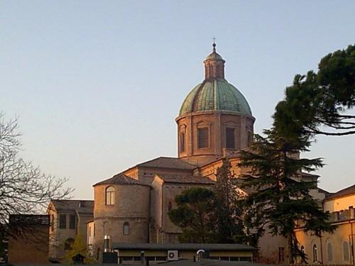 Ravenna - Duomo al pomeriggio