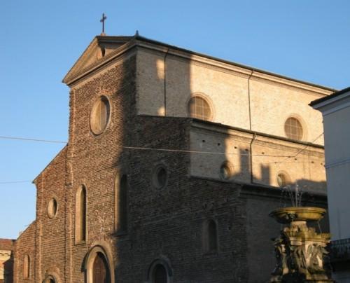 Faenza - Duomo al pomeriggio