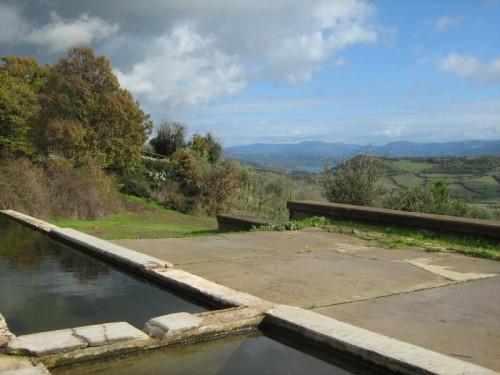 Norbello - la valle