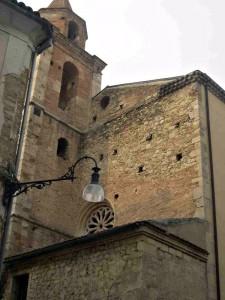 Larino gotica