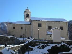 Salita - Chiesa Parrocchiale Scopello