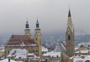 Le due torri del Duomo e la Torre Bianca