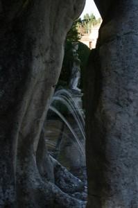 La fontana nascosta