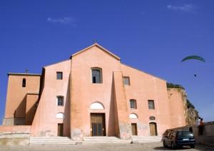 Santuario della Madonna del Granato sul Monte Calpazio - Capaccio (SA)