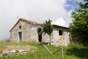 Santuario della Madonna del Monte Vivo - Piaggine (SA)
