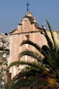 La Piccola Chiesa Rosa.