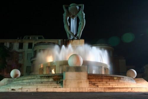 L'Aquila - gocce di notte