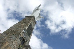 Altare a 2722 metri