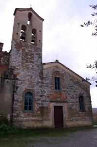 Pieve San Giovanni Battista a Galatrona