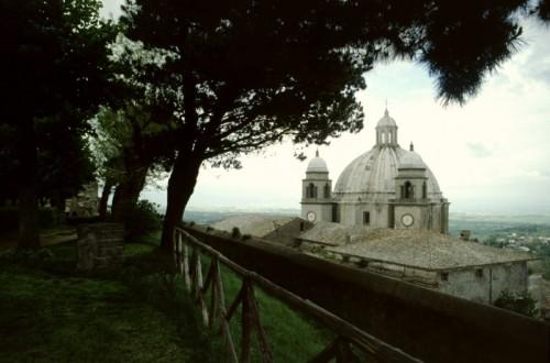 Montefiascone - La cattedrale di Santa Margherita