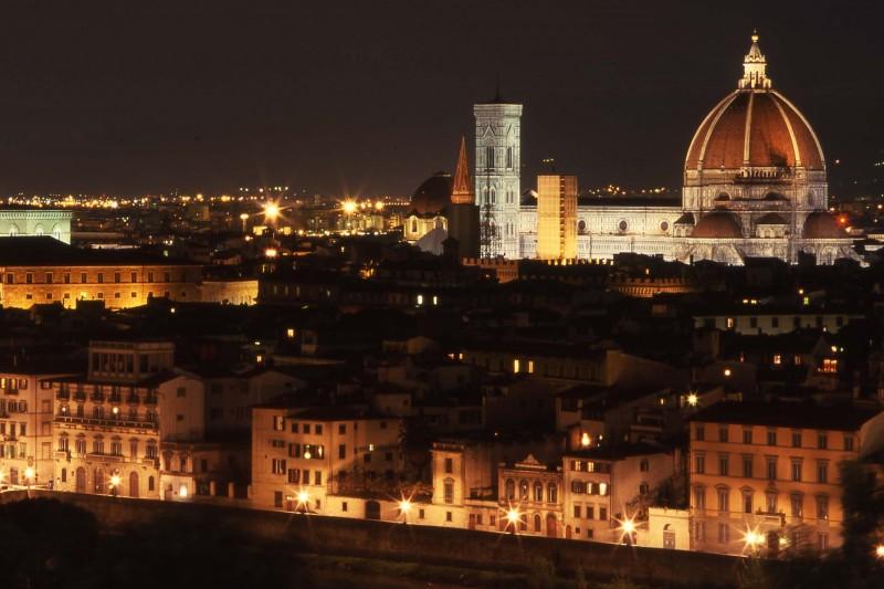 ''notte a firenze'' - Firenze