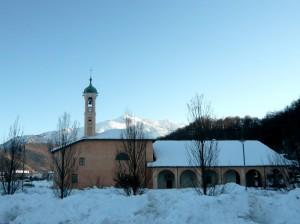 Santuario campestre Madonna dei Boschi