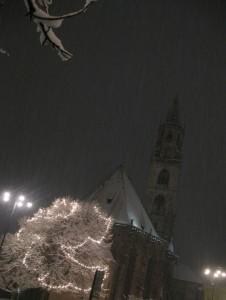 Duomo sotto la neve