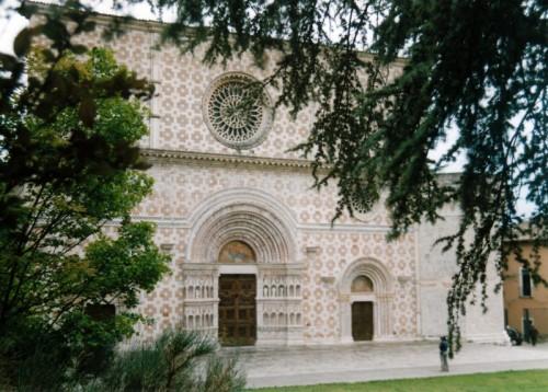 L'Aquila - basilica di collemaggio
