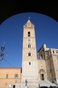 Il campanile del Duomo di Chieti