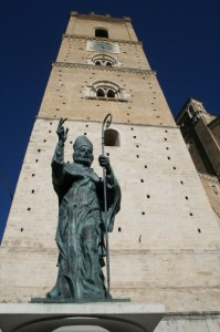 S. Giustino ed il suo campanile