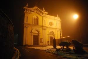 San Giuseppe dopo la neve