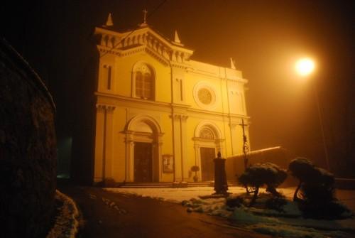 Biella - San Giuseppe dopo la neve