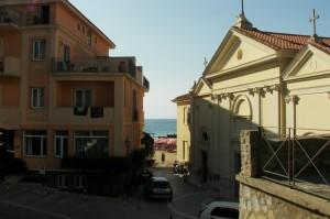 La Chiesa in spiaggia