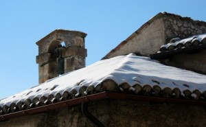 Campanile a Santo Stefano di Sessanio