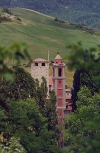 VARZI - Chiesa dei Rossi