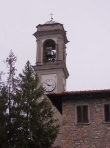 ROMAGNESE - Chiesa di San Lorenzo