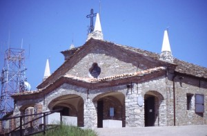 MONTE PENICE - Santuario