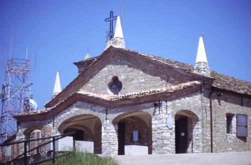 Menconico - MONTE PENICE - Santuario