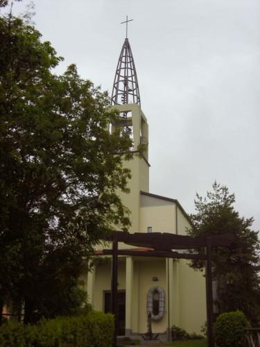 Varzi - CELLA DI VARZI - Tempio della Fraternità dei Popoli