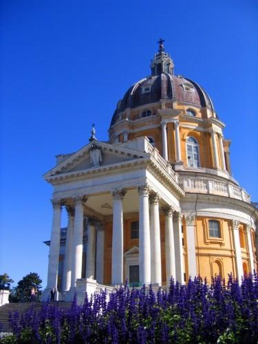 Torino - Basilica di Superga.