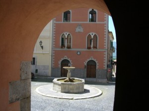 Fontana di piazza Valeria