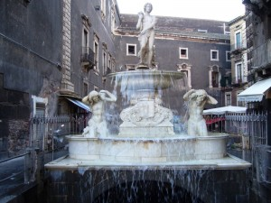 Fontana di Amenano (CT)