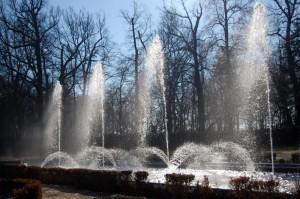 La fontana danzante