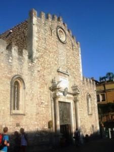 Luci e ombre a Taormina