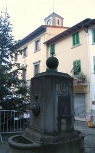 La fontana comunale