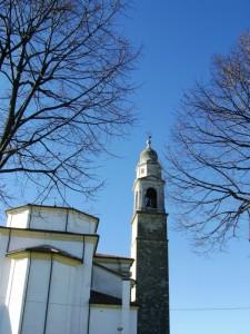 duomo e campanile di catselfranco