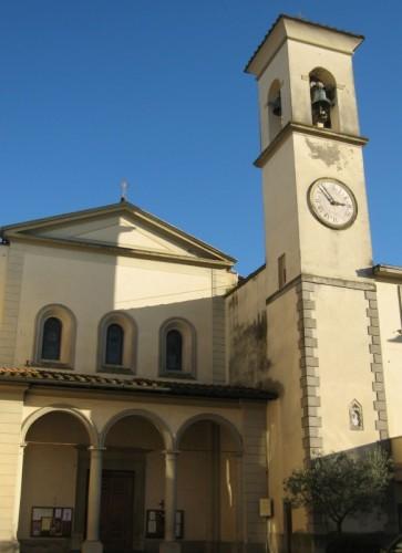 Vicchio - Pieve di San Giovanni Battista