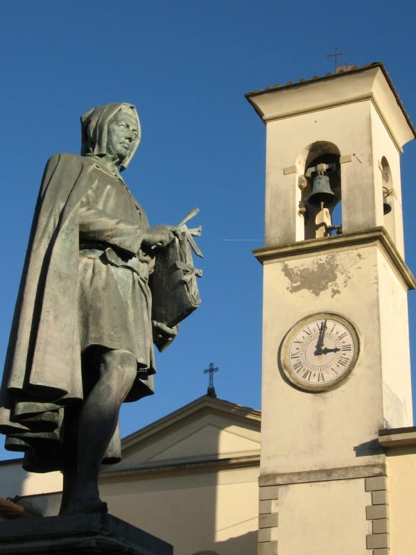 ''Giotto e il campanile'' - Vicchio