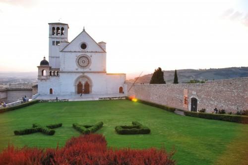 Assisi - Chiesa di S. Francesco