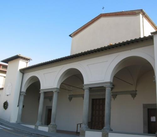 Pelago - Chiesa di S. Francesco al Ponte a Sieve