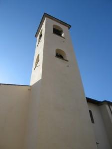 Il campanile di S. Francesco al Ponte a Sieve