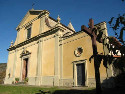 Dicomano - Chiesa di Sandetole