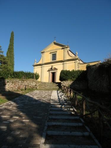 Dicomano - Convento di Sandetole a Contea