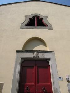 Ex oratorio di San Simone
