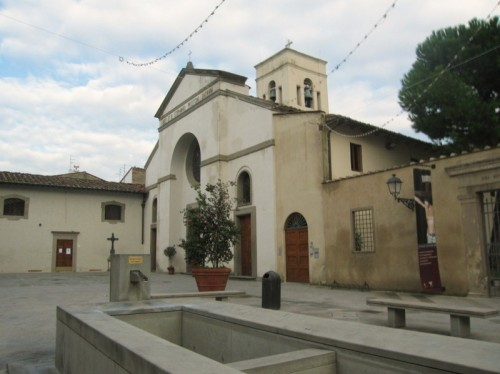 Campi Bisenzio - Fontana in piazza Matteotti