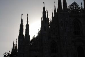 Duomo - Controluce