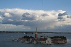 Nuvoloni su San Giorgio