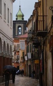 passeggiando a Sant'Agata De' Goti